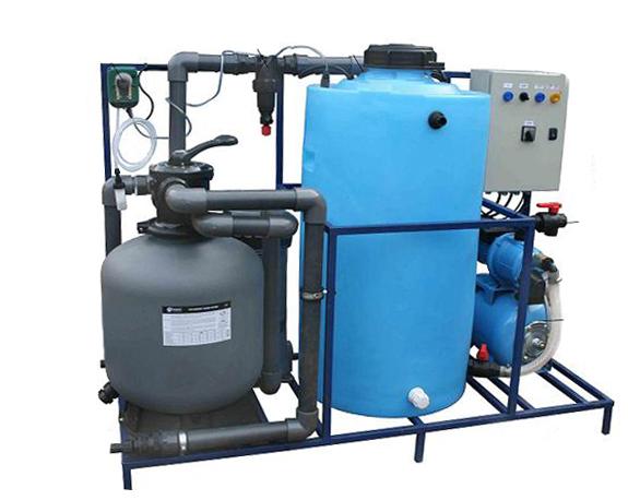 Система очистки воды Арос-2+К